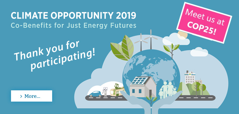 climate opportunity conference 2019