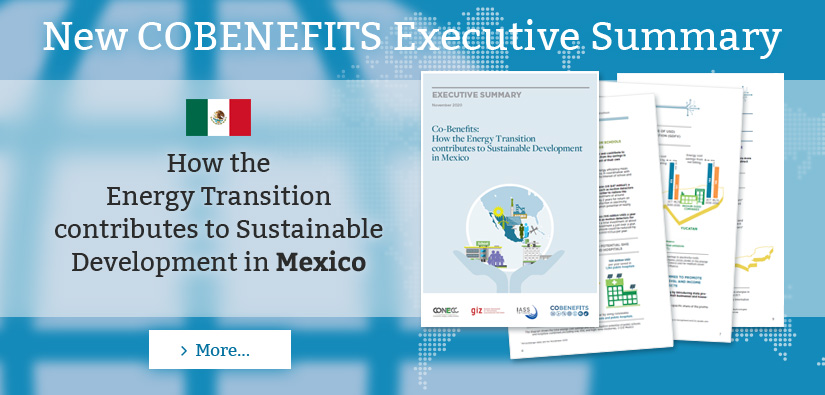 New COBENEFITS Executive Summary Mexico